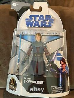 Star Wars Black Series 50th Set Of Four Clone Wars Target Exclusive 6inch