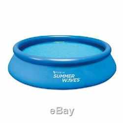 Summer Waves 12 ft x 30 inch Quick Set Above Ground Pool New in Box