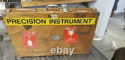 Tesa 11.2000 Unimaster Inches ID & OD Precision Measuring Gage Set in Box