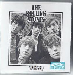 The ROLLING STONES In Mono Universal JAPAN 15 SHM CD in 7 inch size Box set