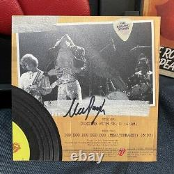 The Rolling Stones Burssels Affair'73 Box Set Collector'S Edition With7Inch Mick