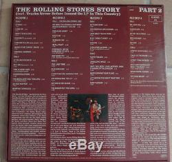 The Rolling Stones The Rest Of The Best Box-Set incl. 7Inch Single RARE Lim