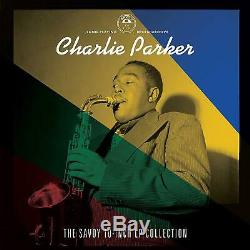 The Savoy 10-inch LP Collection Deluxe Box Set Charlie Parker PREORDER 02