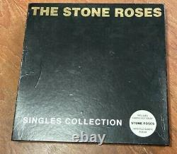 The Stone Roses 12 inch box set (includes numbered double vinyl of the album)