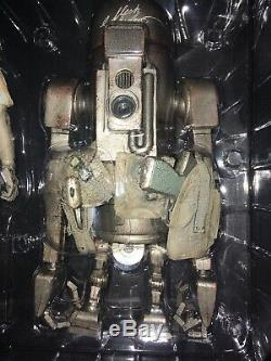 ThreeA 3AGO SDCC 8 Inch WARBOT +ZOMB SET Collectible Figure New Box