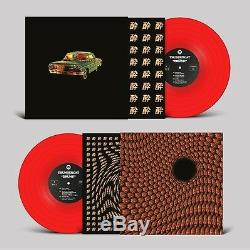 Thundercat Drunk (4x10inch Red Vinyl Lp Box Set+mp3) 3 Vinyl Lp + Mp3 New+