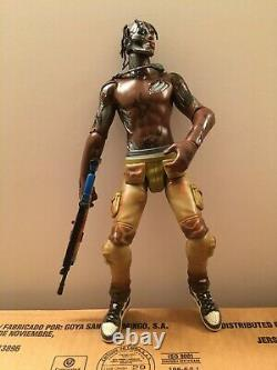 Travis Scott Cactus Jack Fortnite 12 Inch Duo Action Figure Set sold out new box