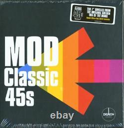 Various Mod Classic 45s Record Store Day 2016 (10x45rpm Box Set, 7inch)