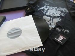 Venom 12 inch live box set limited to 5 copies