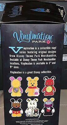 Vinylmation Park #3 Series LE 500 Winnie The Pooh & Piglet 9 3 Inch box set