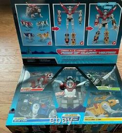 Voltron 84 Classic Legendary Playmates 16 Inch Figure Box Set Brand New