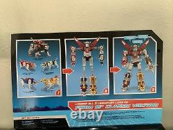 Voltron 84 Classic Playmates 16 Inch Combiner Transformable Lions Set Box