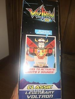 Voltron 84 Classic Playmates 16 Inch Combiner Transforming Lions Box Set Walmart