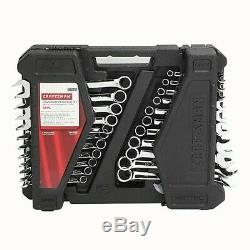 WRENCH SET 52 pc Craftsman Combination Inch & Metric SAE Box Included #70699