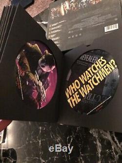 Watchmen Singles Box Set 7 inch Vinyl Tyler Bates RARE