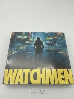 Watchmen Singles Box Set 7 inch Vinyl Tyler Bates RARE New Sealed